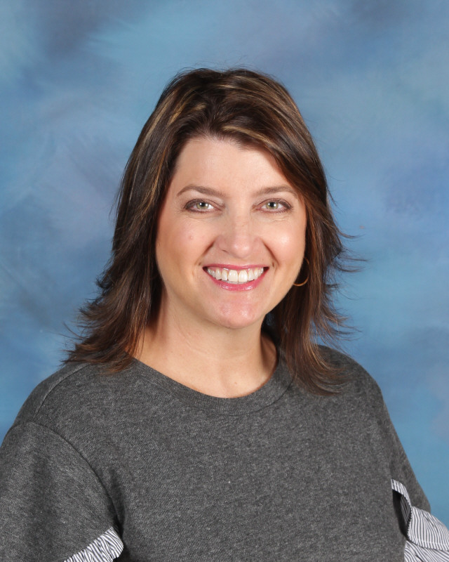 Our Principal, Mrs. Walter