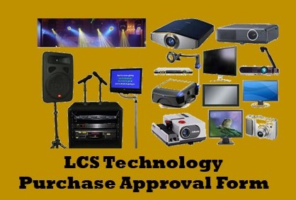 LCS Technology Purchase Approval Form