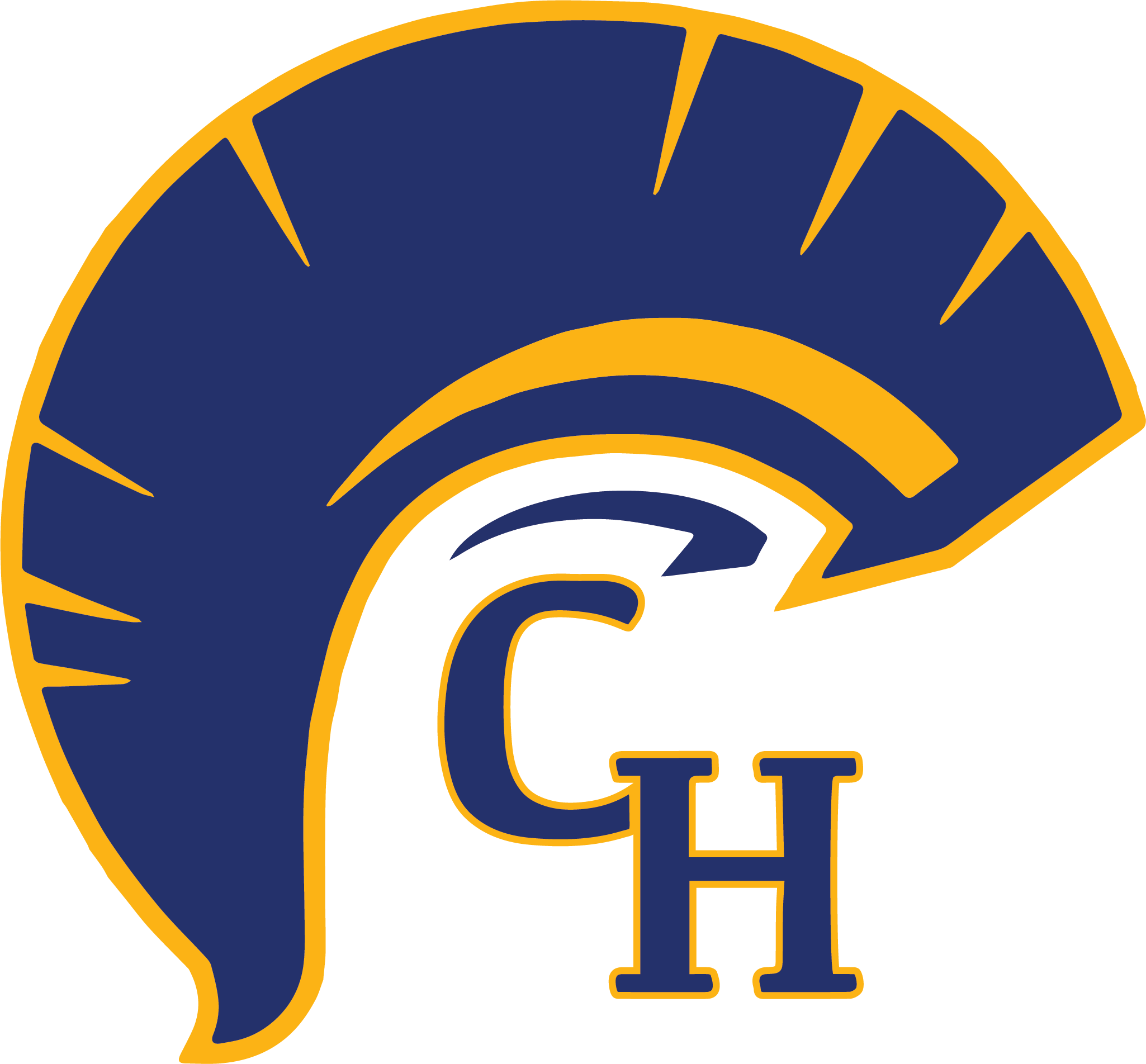 Cottage Hill Football Logo