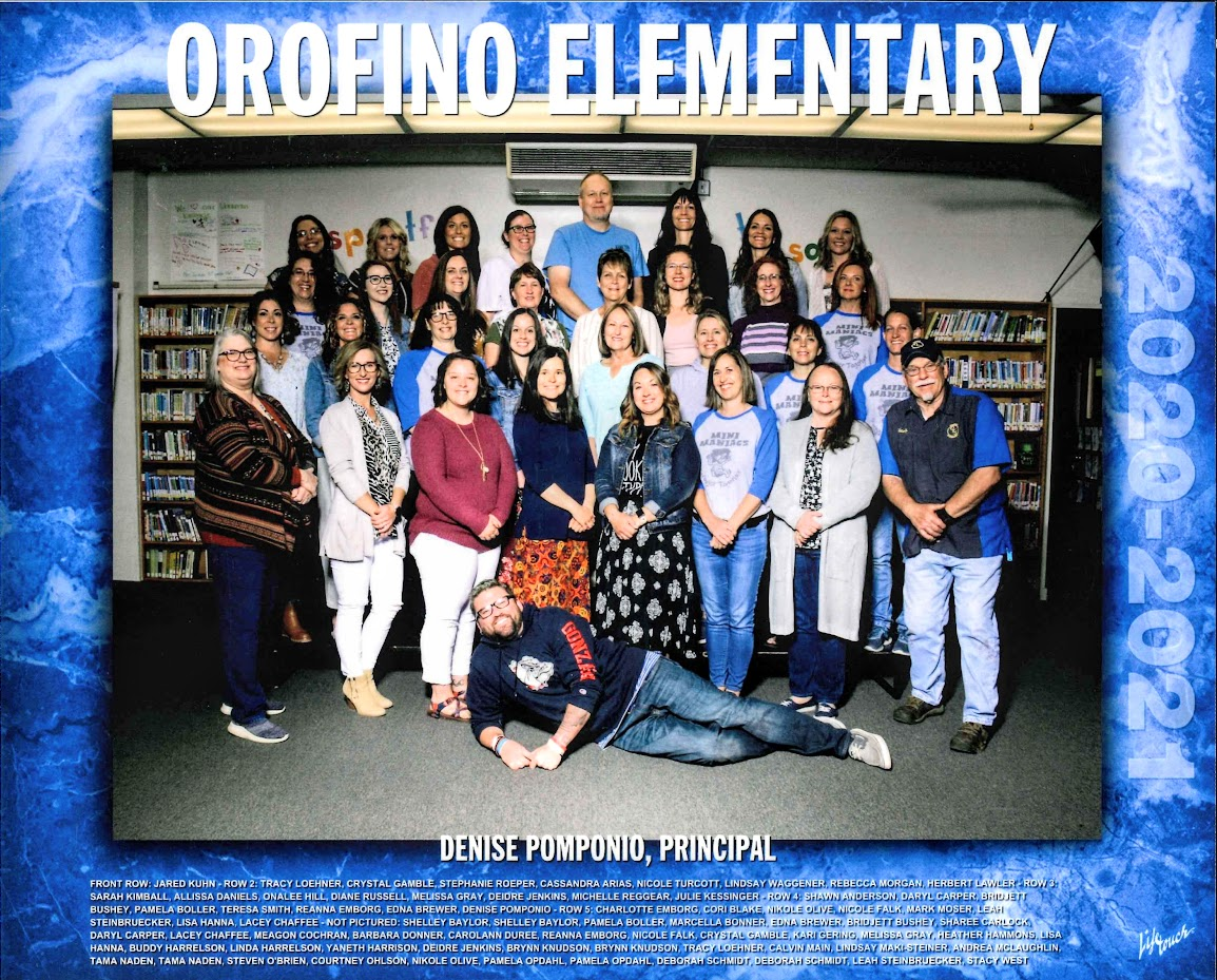 OES Staff Picture