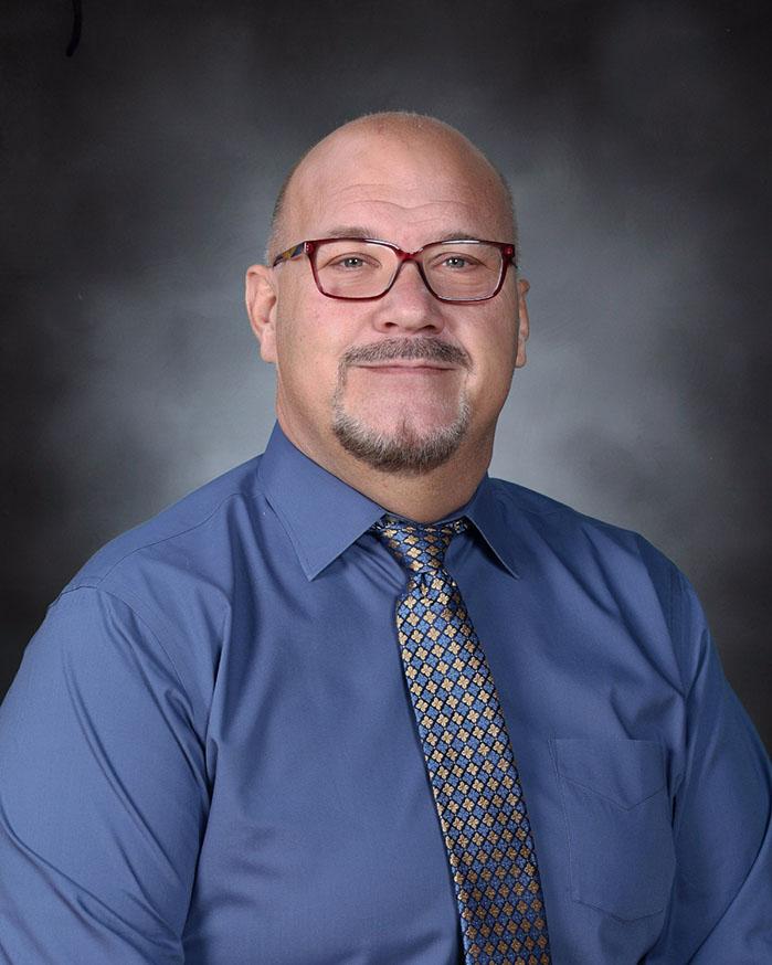 Mr. E. Nejus, Intervention Specialist