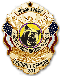 Security Officer Badge