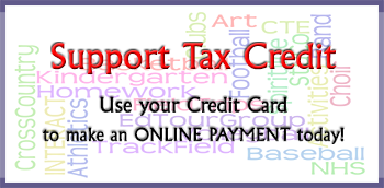 Support Tax Credit payment