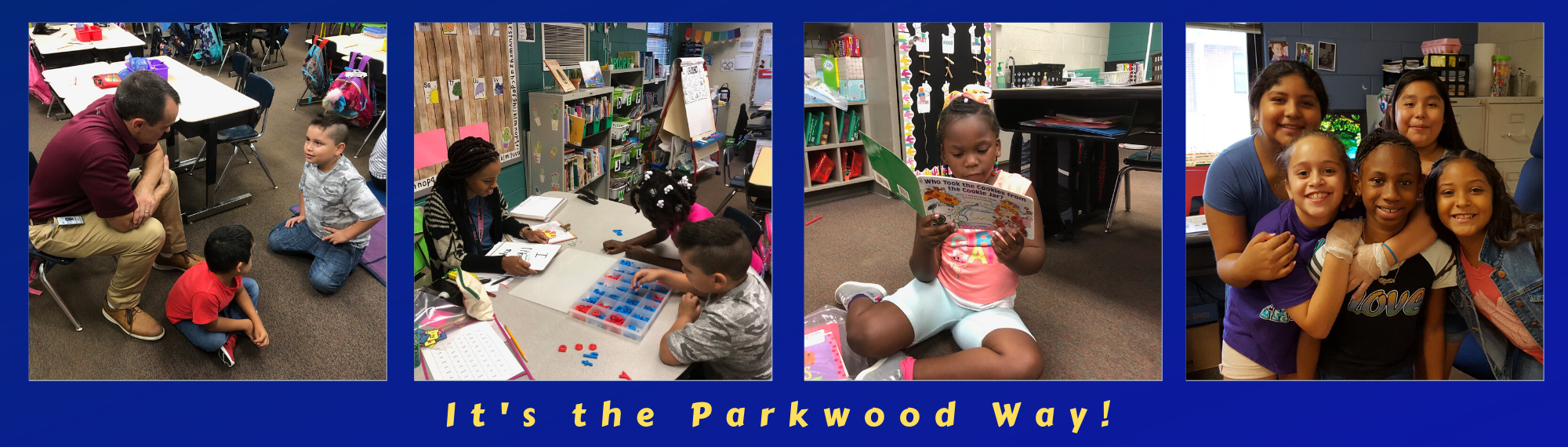 It's the Parkwood Way!