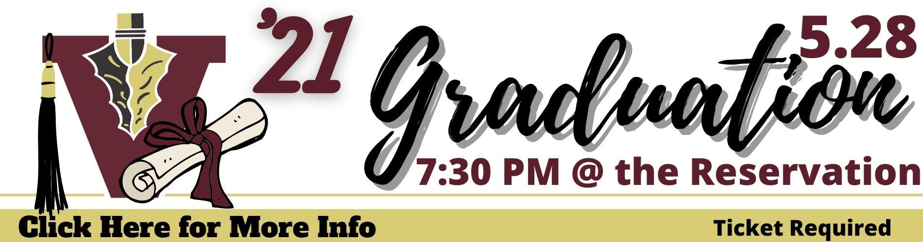 Graduation 2021 Announcement