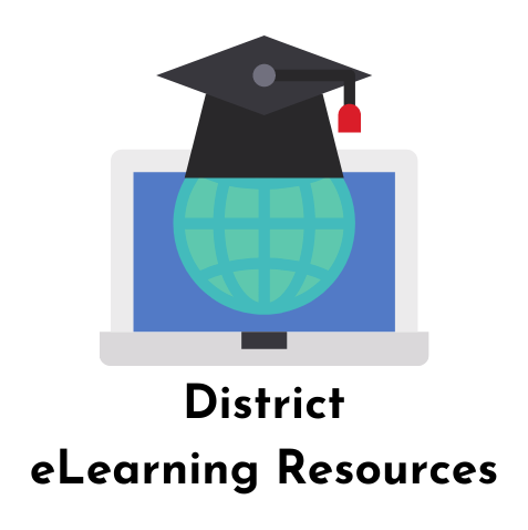 District eLearning page