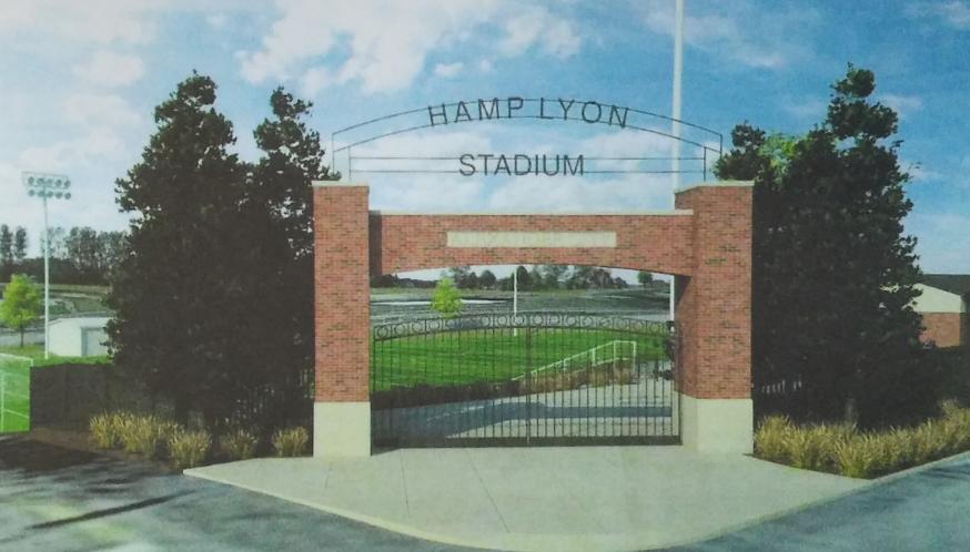 Hamp Stadium