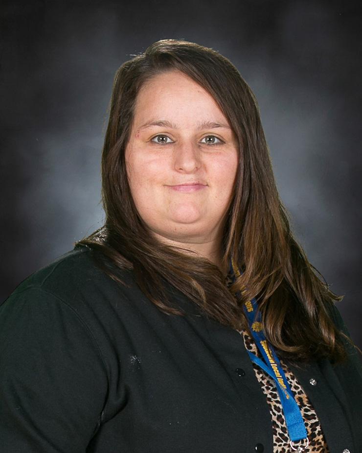 Mrs. L. Pitts, Para-Educator