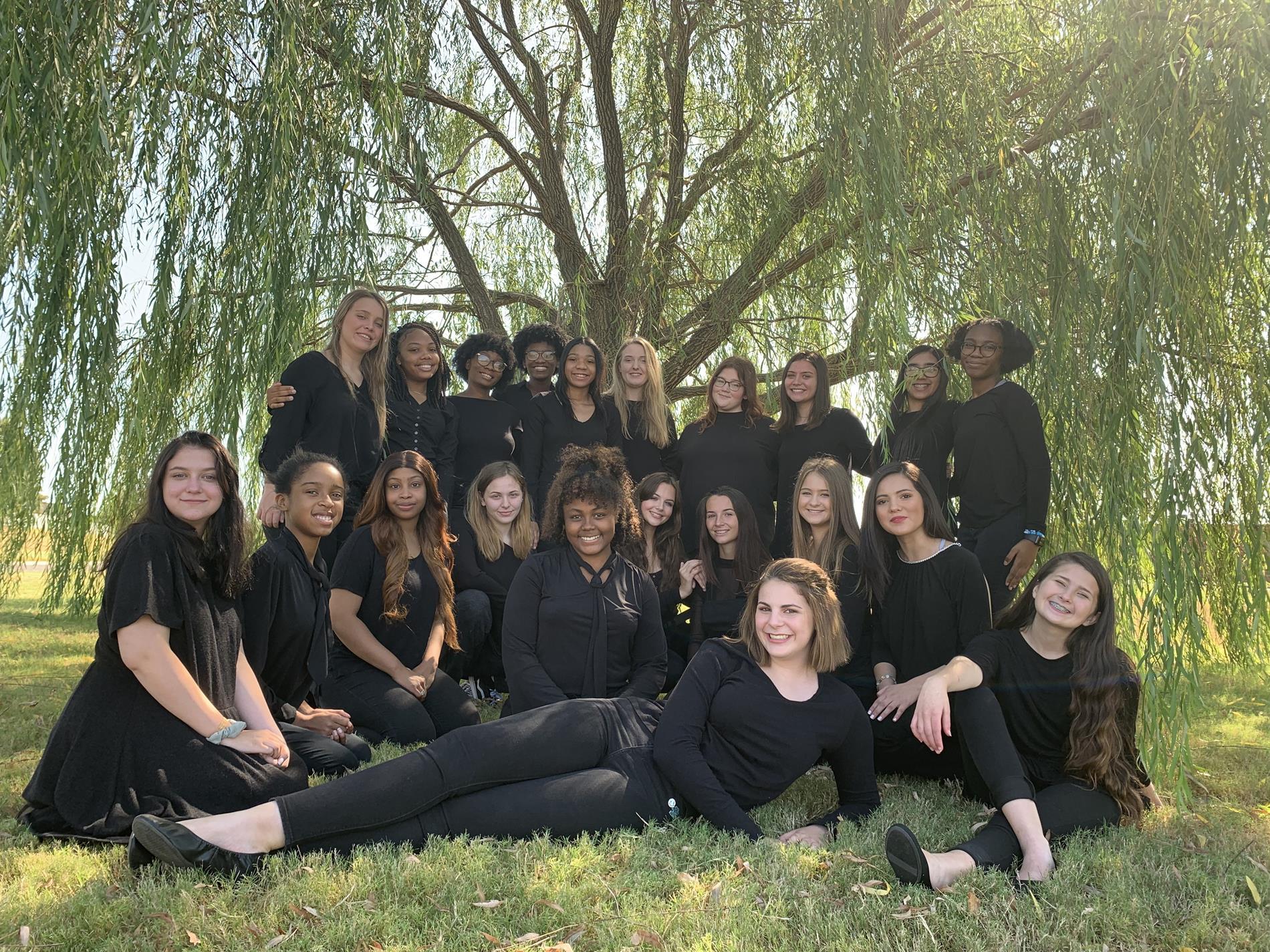 Bella Voce Intermediate Women's Choir 2019-2020