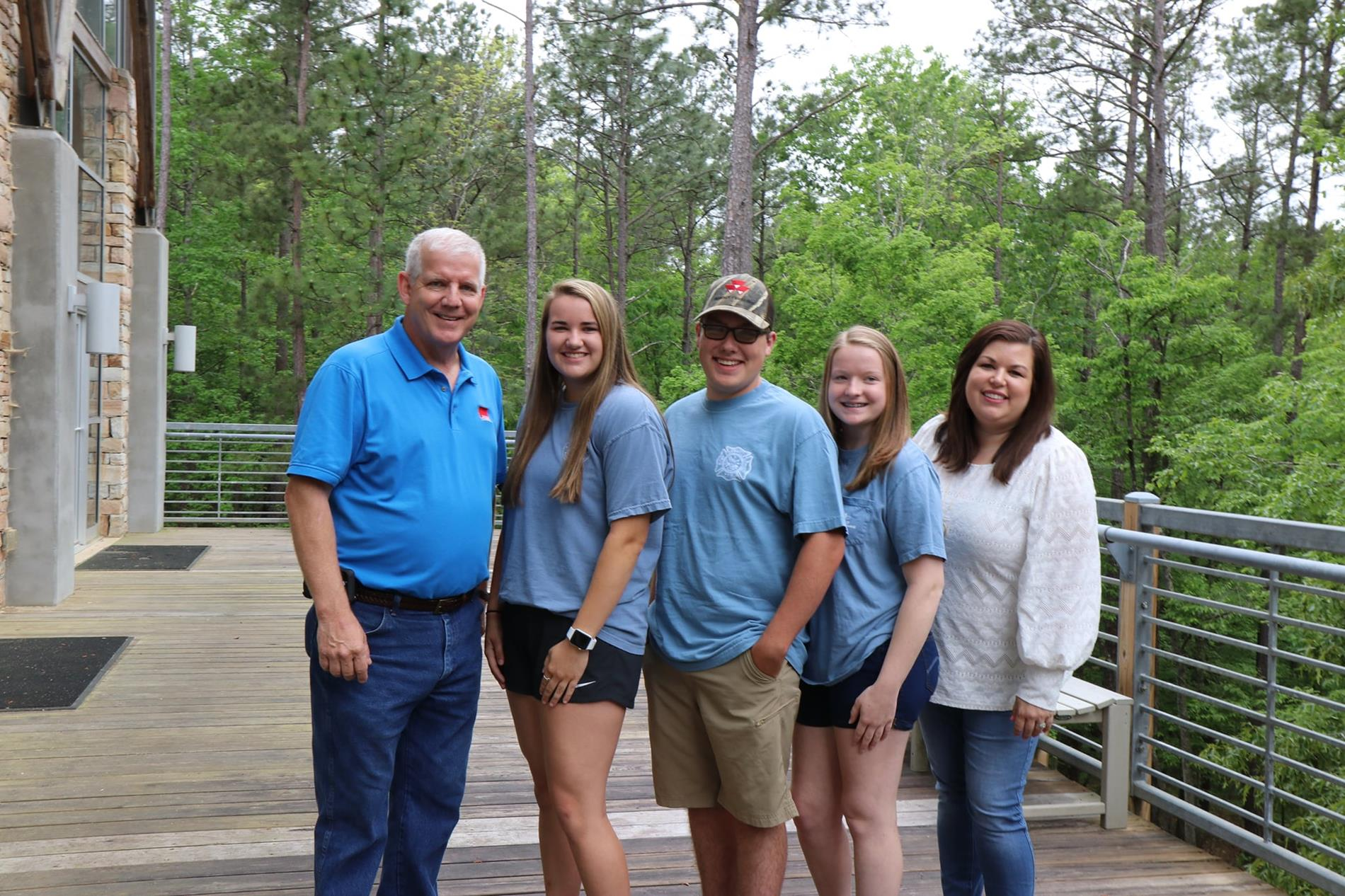 Hornady attends Leadership Conference