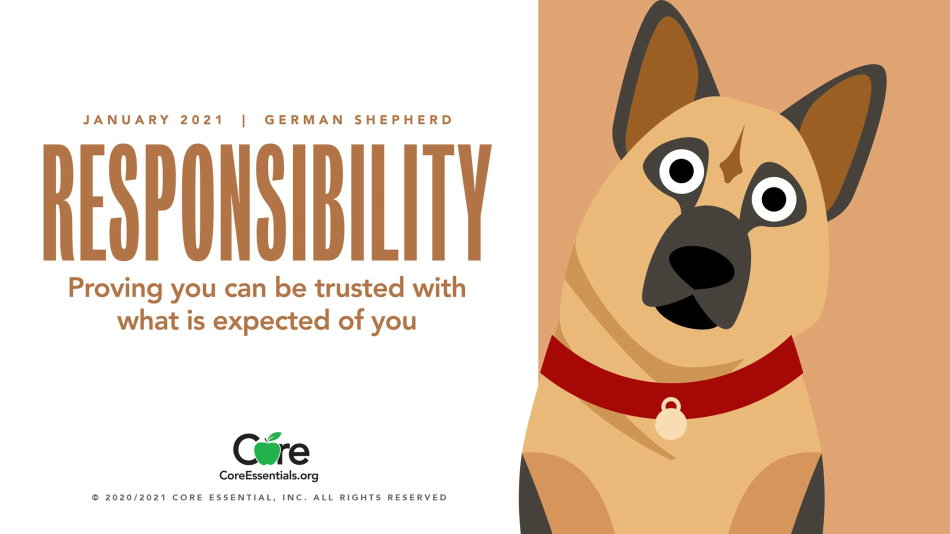 January 2021-Responsibility