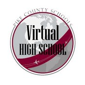 Virtual High Logo