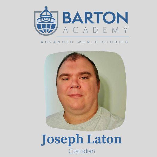 Joe Laton Custodian