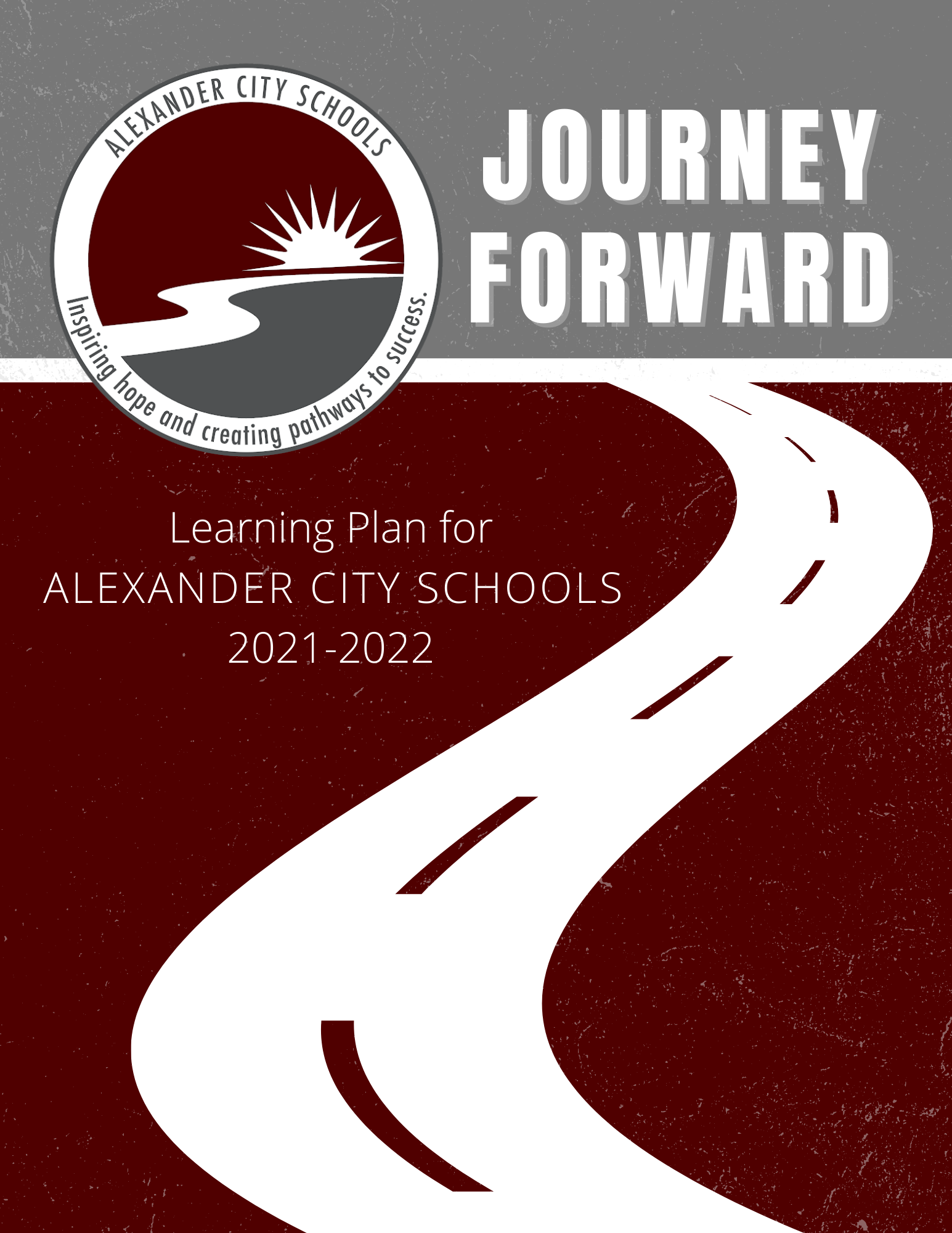 Journey Forward Forward Plan 2021-2022