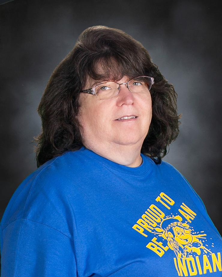 Mrs. D. Hart, Para-Educator