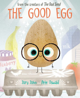 The Good Egg Book Link