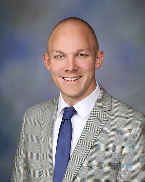 Mr. Kris Perkins, Principal