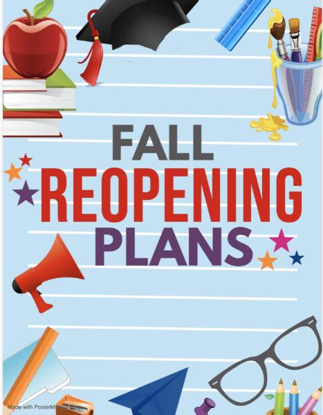 Reopen Plans