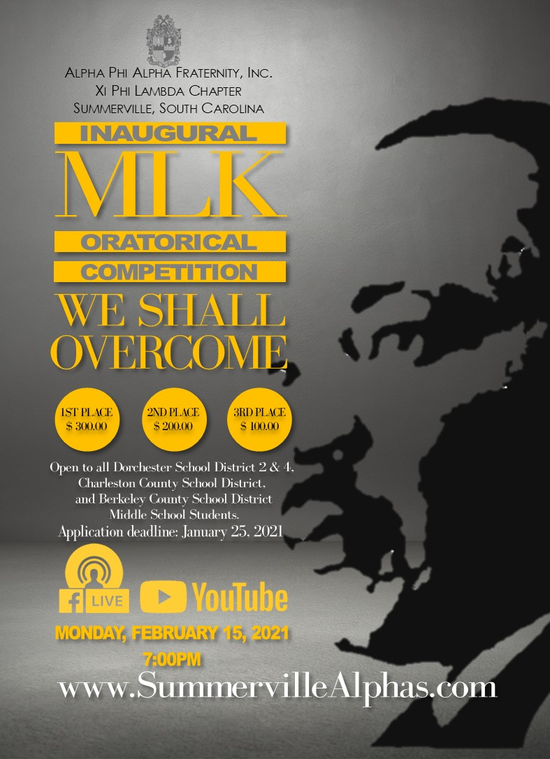 MLK Oratorical Competition