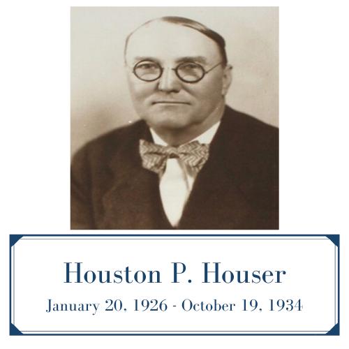 Houston P. Houser