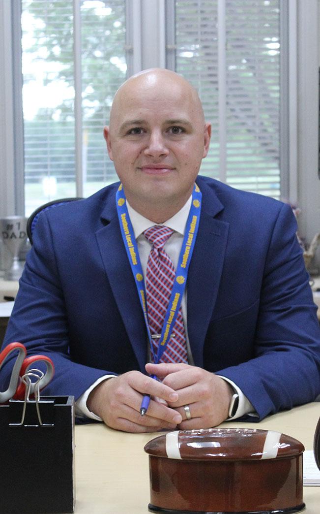 Mr. A. Loudin, Assistant Principal