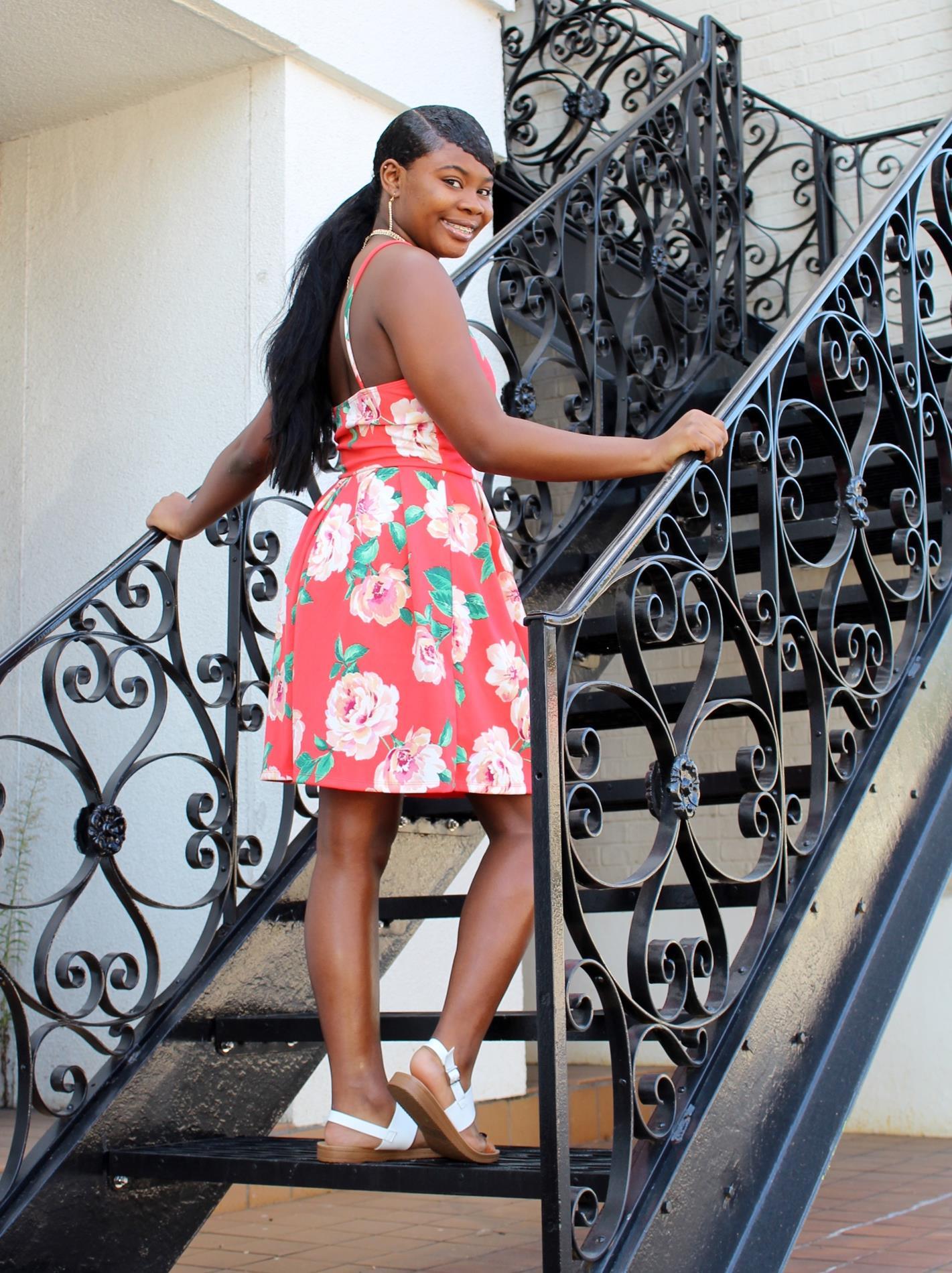 7th Grade Representative: Meori Smith