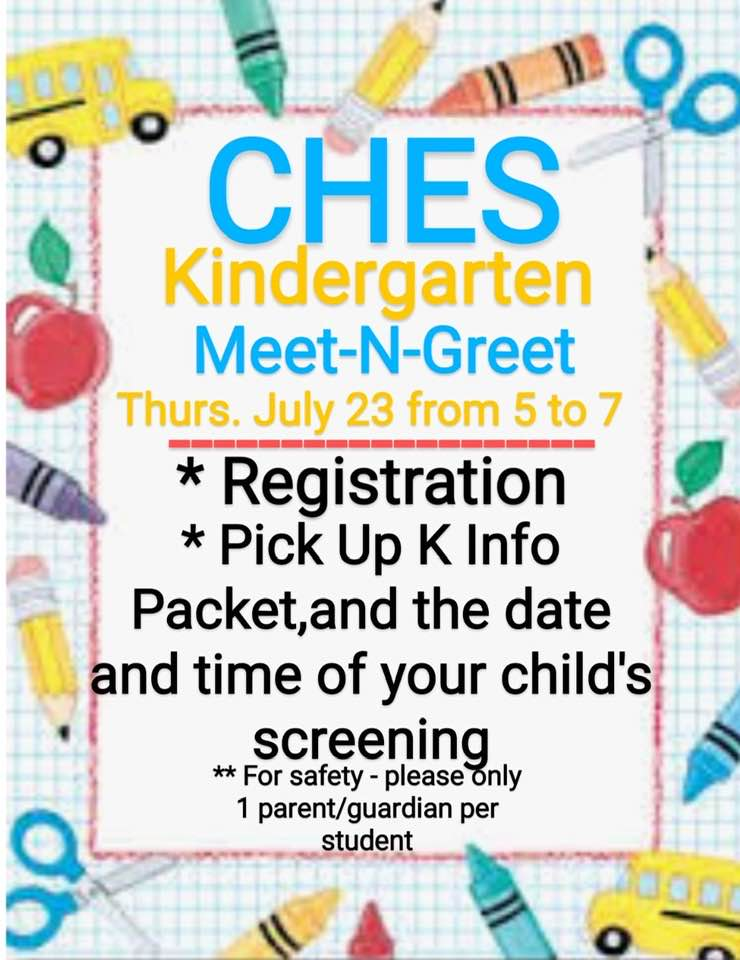Kindergarten Meet-N-Greet
