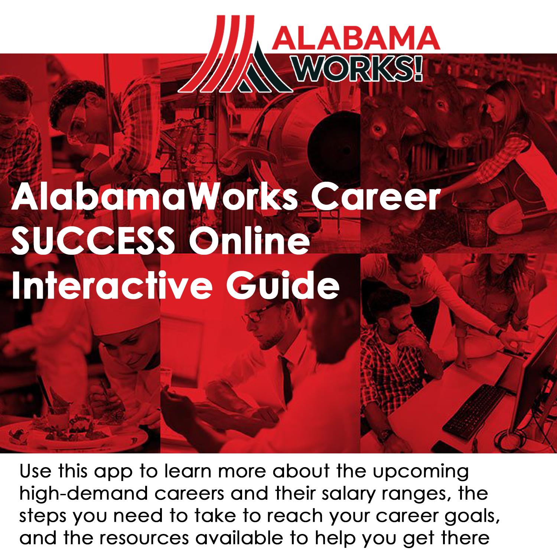 Alabama Works Interactive Career Guide app link
