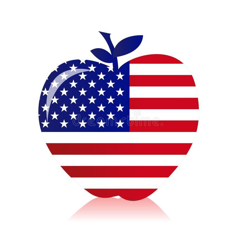 USA apple
