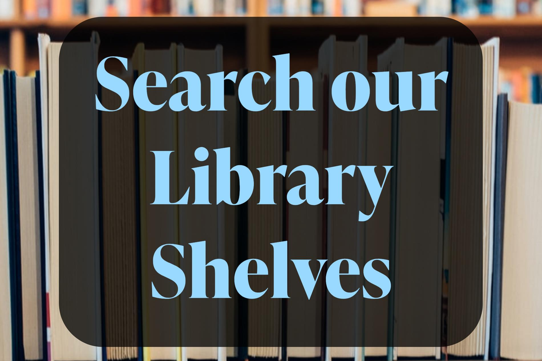 Search Library Shelves