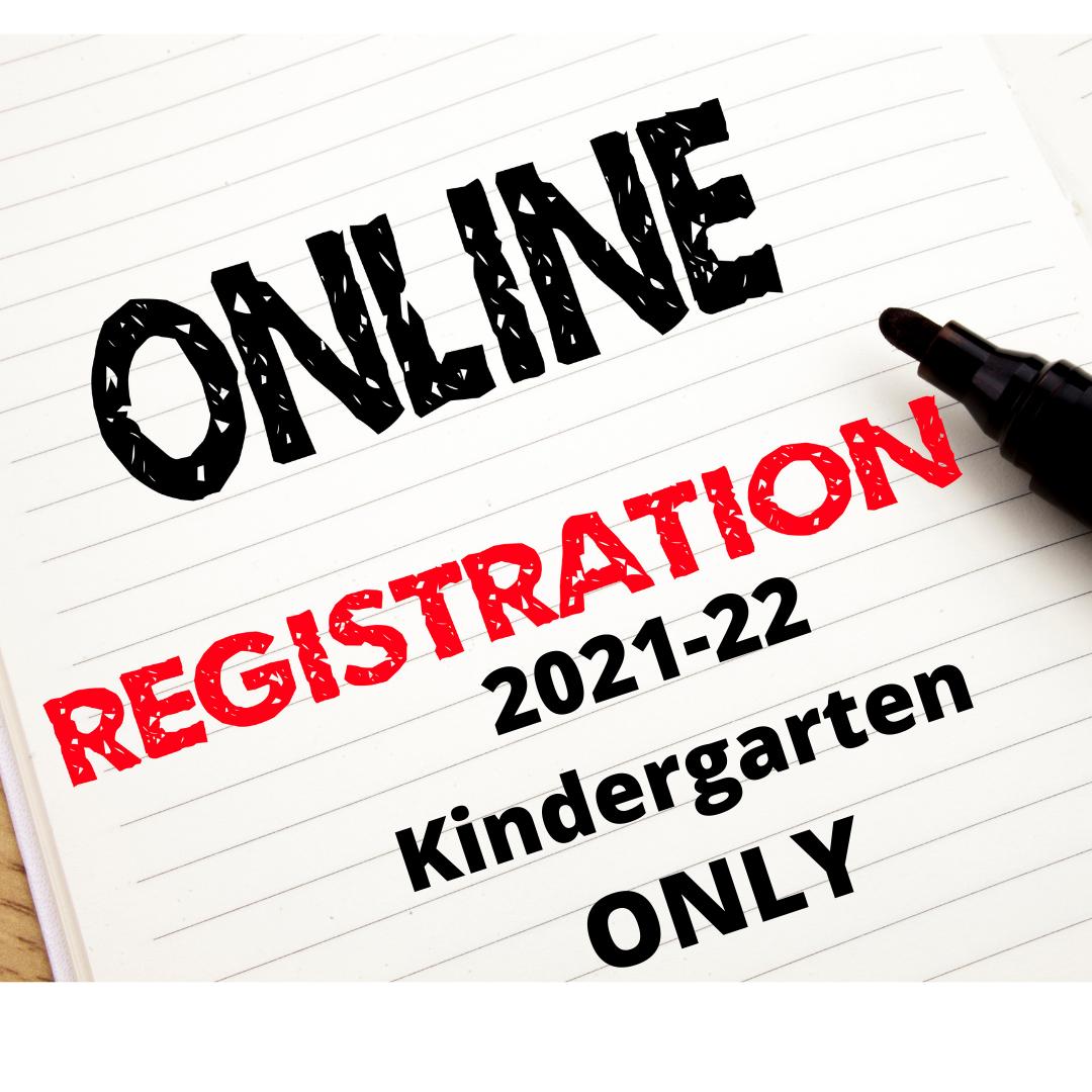 New Kindergarten Registration