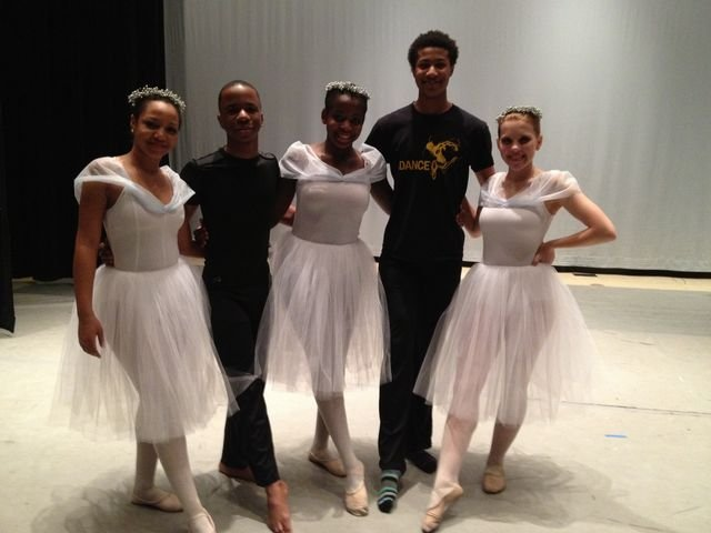 Honor Dance 2012 Les Sylphides and Coppelia with JoAnn Christoper