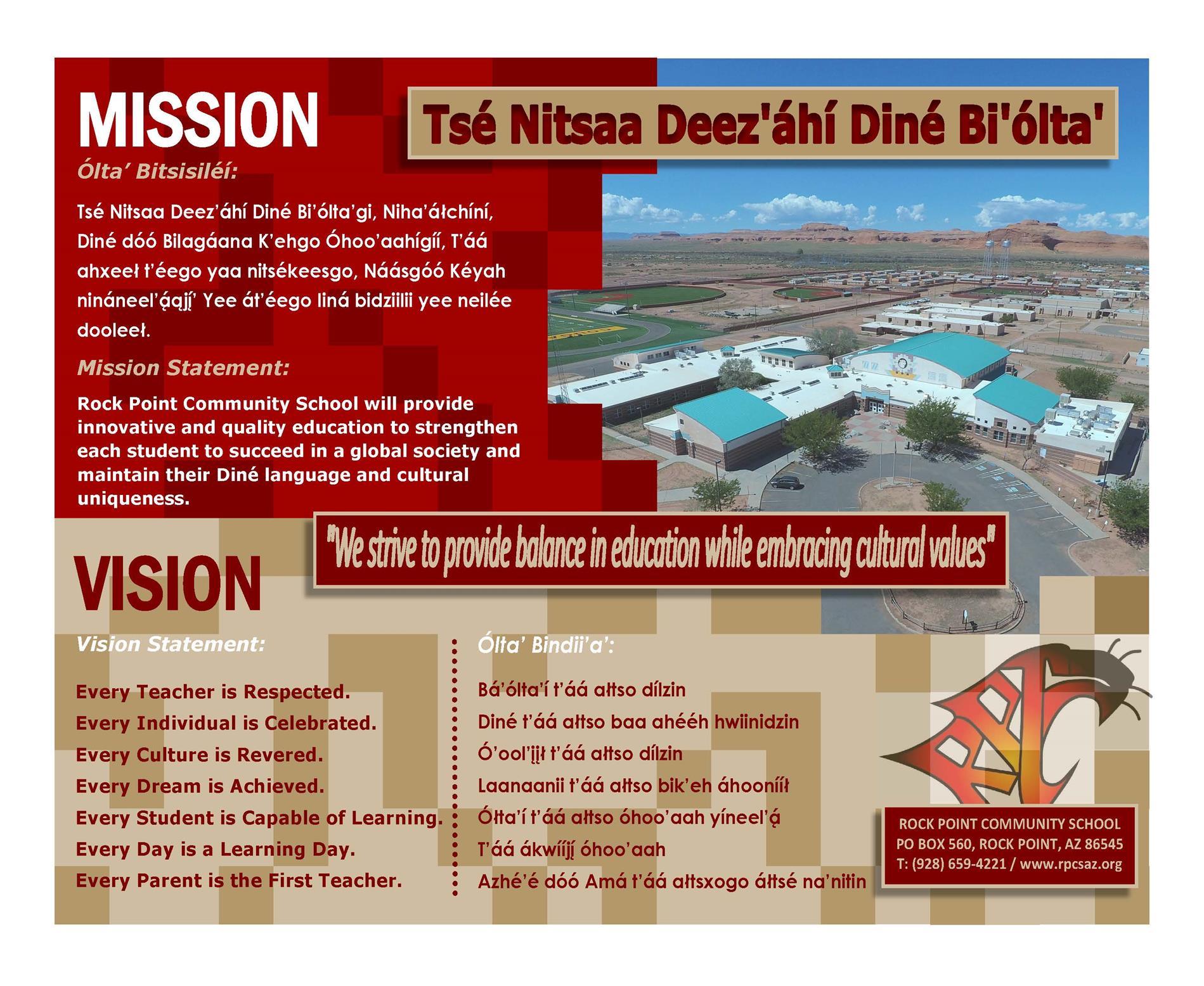 RPCS Mission