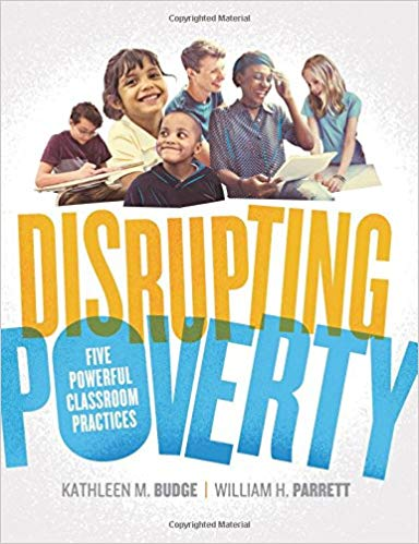 Disrupting Poverty Cover