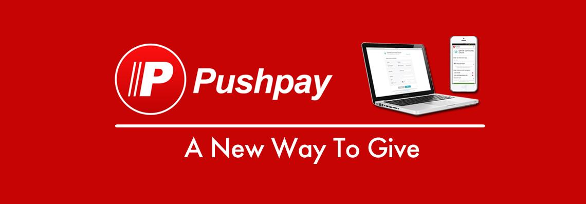 PushPay Donation