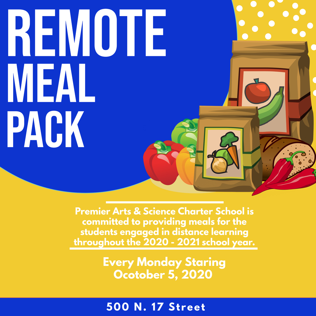 Remote Meal Pack