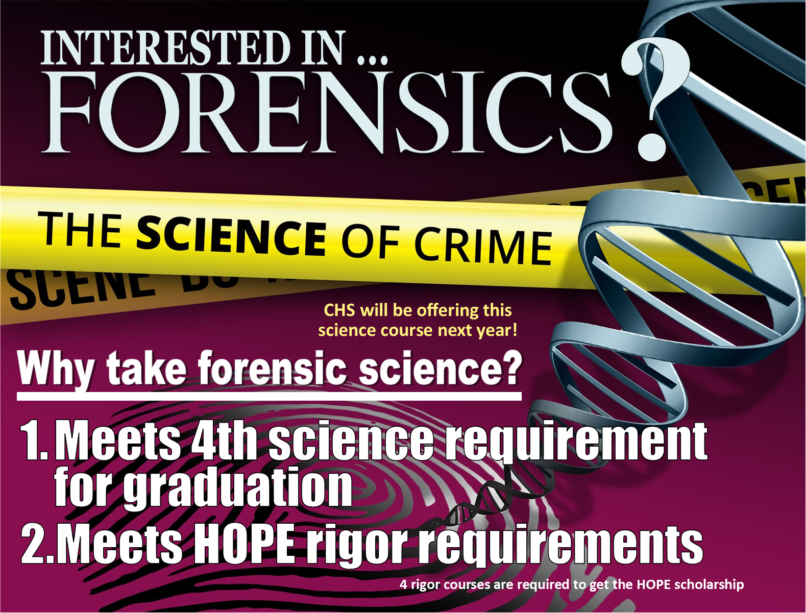 Forensics Science
