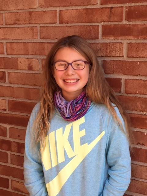 6th Grade - Sydney Reed