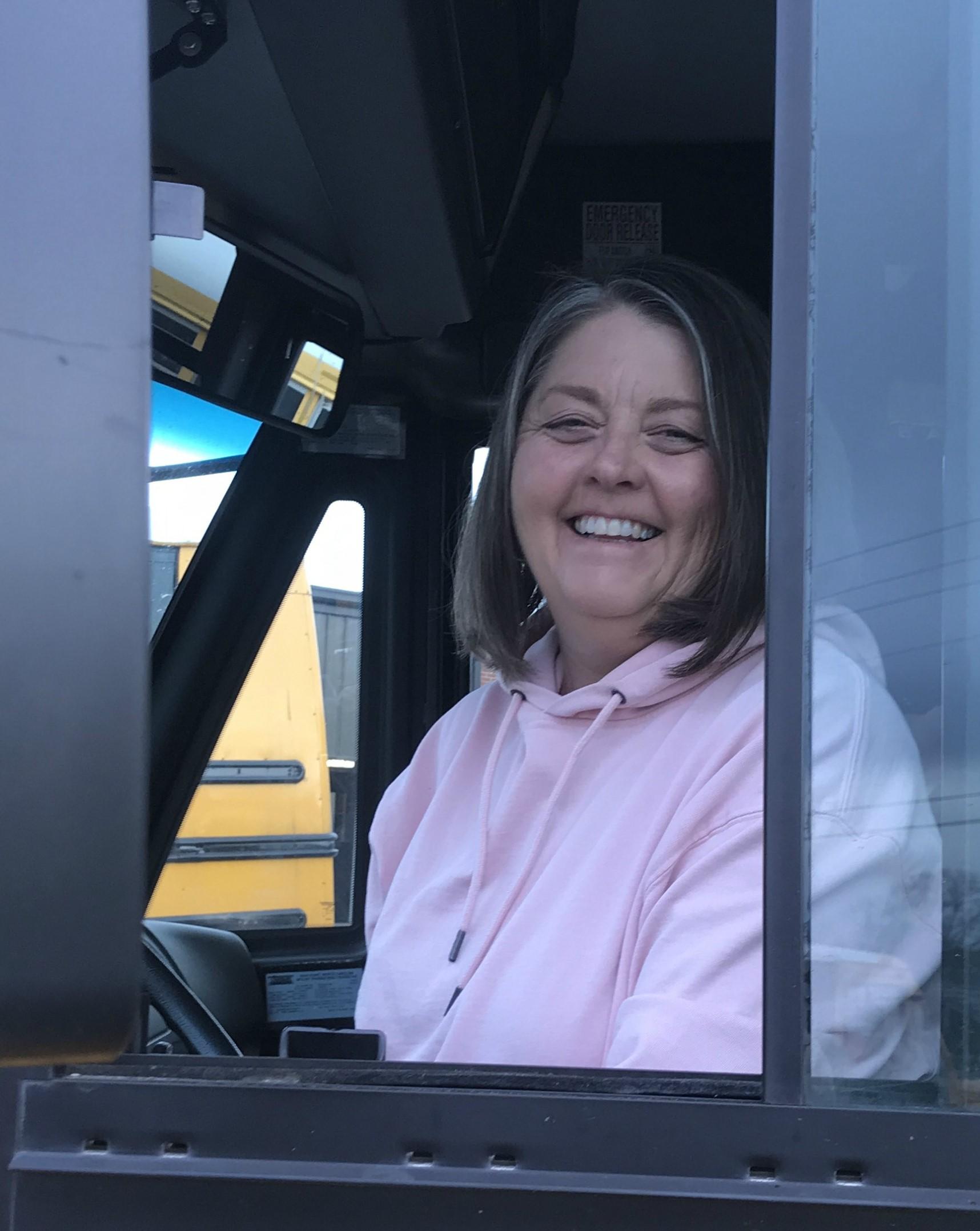 Angie Shaw (Bus 67-16 Cedar Hill/Ardmore)