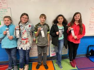 Class Escape Room Winners