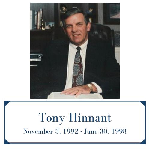 Tony Hinnant