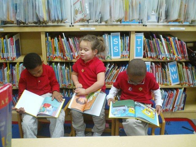 Very cute regional school readers