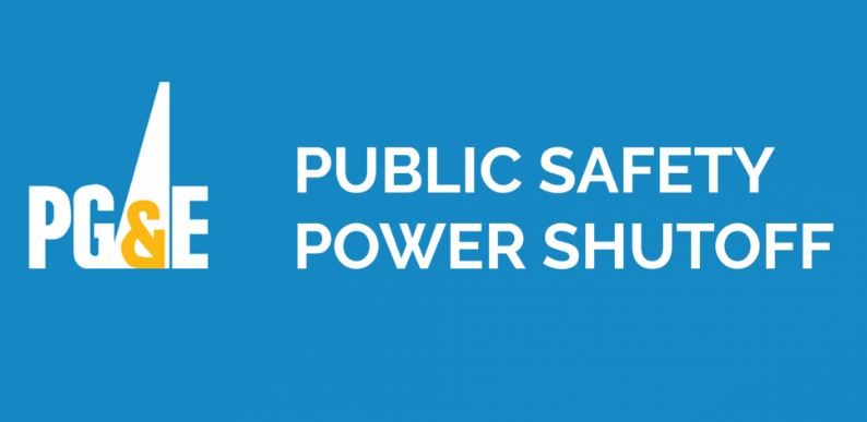 PSPS Power Outage