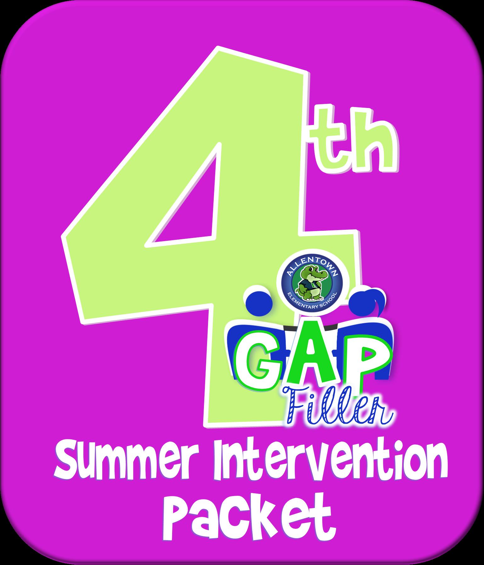 4th Grade Gap Filler