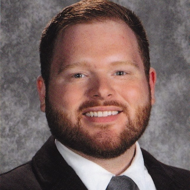 Professional school picture of Mr. Smith