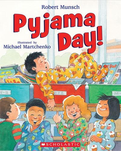 pjama day