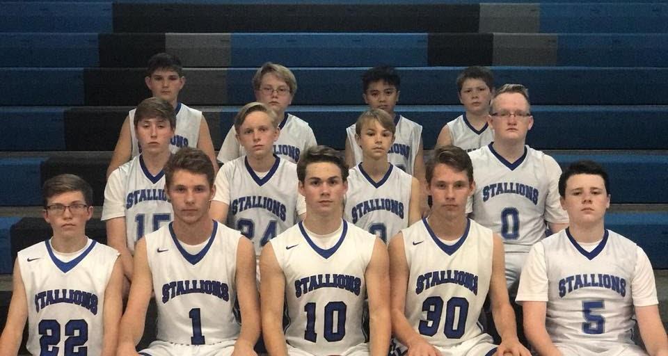 2017-18 Boys team