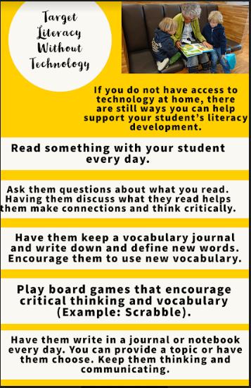 literacy without technology