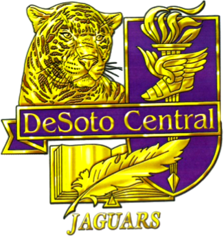 Desoto Central Coat of Arms Image