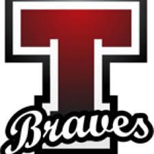 T Braves Logo